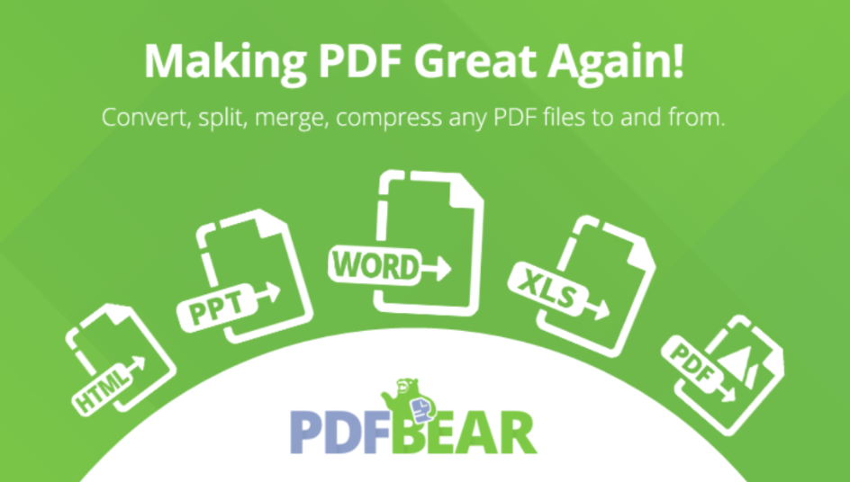 Converting Excel to PDF Made Easy by PDFBear