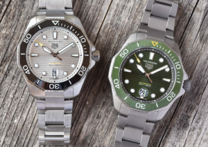 Tag Heuer: The 5 Best Models for Racers